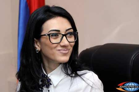 Arpine Hovhannisyan to send a letter to the PACE rapporteurs on  Azerbaijan in connection with the Armenian prisoners of war