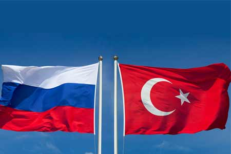 Turkey and Russia signed the Protocol on the Joint Center on Karabakh