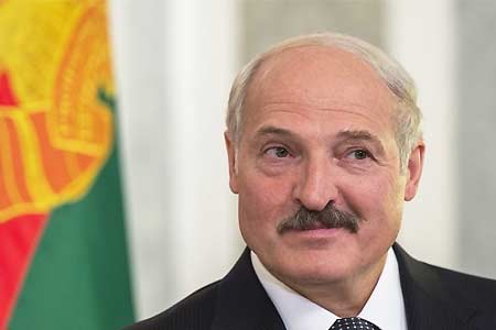 Lukashenko goes to Azerbaijan