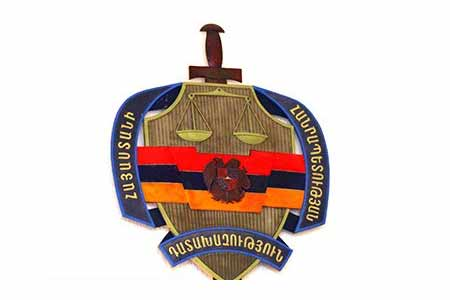 Prosecutor General`s Office of Armenia presented factual data of  participation of Turkish military forces in aggression unleashed by  Azerbaijan against Artsakh