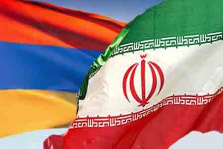 Armenian Ambassador held a meeting at Iranian Parliament