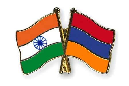 Armen Grigoryan discussed security cooperation with the representative of India