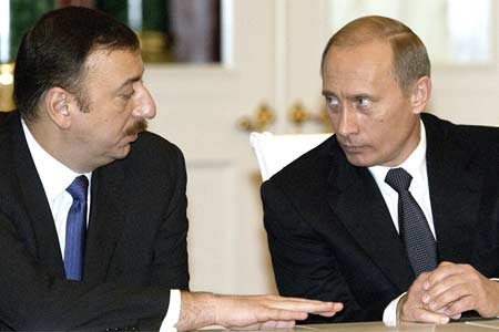 Putin and Aliyev discussed the situation around Nagorno-Karabakh  taking into account the results of the Armenian-Russian talks in  Moscow