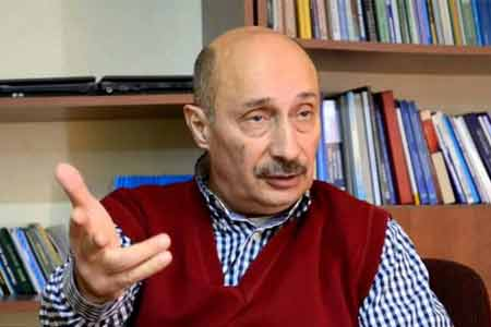 Zardusht Alizade: There are no physical walls between Armenians and Azerbaijanis. There are, walls built from the outside, mental and psychological