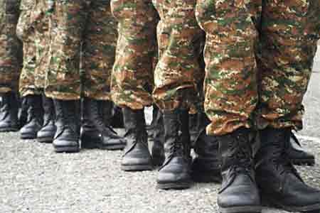 Armenian Defense Ministry discusses improving quality and comfort of  military boots purchased for  army