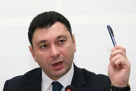Eduard Sharmazanov: I do not rule out that events occurring in   Georgia are coordinated from abroad