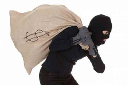 Three masked criminals robbed