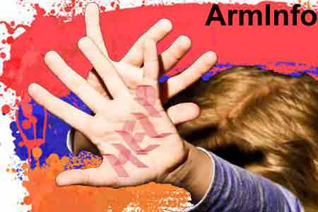 2756 cases of domestic violence recorded in Armenia in 10 months