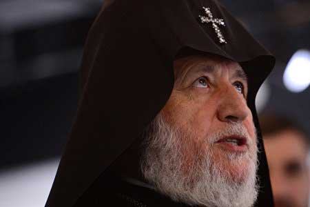 Catholicos: UNESCO experts are not allowed to visit churches in  Karabakh