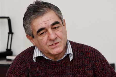 Manvel Sargsyan: Oligarchic order was broken in Armenia, but the  threat of a return to authoritarianism remains.(video)