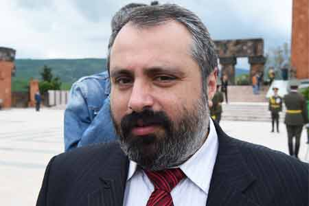 David Babayan: The resolution of the Artsakh issue should be  evolutionary