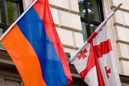 Armenian President received head of Georgia`s Partnership Fund