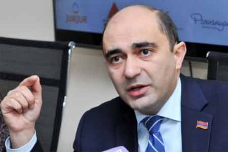 Edmon Marukyan: There will be no extraordinary meeting of the  National Assembly