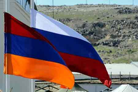 Heads of Defense Ministries of Armenia and Russia discussed the  internal political situation in Armenia