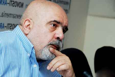 Alexander Iskandaryan: Today`s aggravation in Nagorno-Karabakh was  not an accident