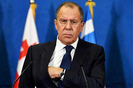 Lavrov: There is a document on the negotiating table at the moment  suggesting a phased settlement of the Karabakh conflict