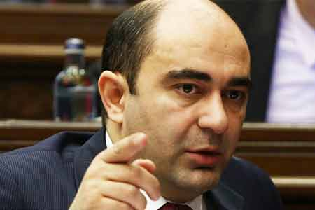 Edmon Marukyan: We are doing everything to ensure that there is more  America in Armenia