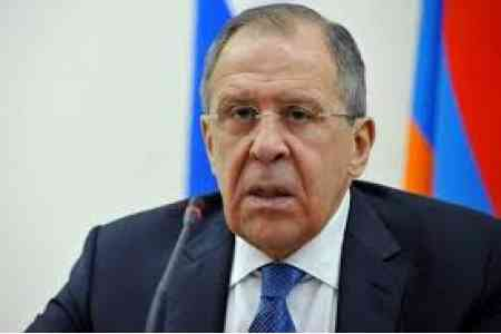 Lavrov: Russia and Armenia are time-tested allies and strategic  partners