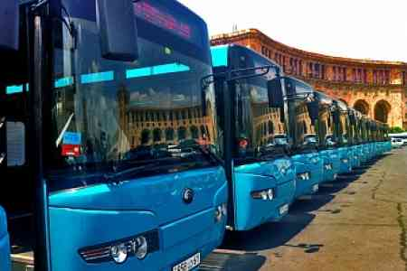 Poll: Yerevan residents are most concerned with public transport  problems