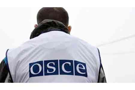 OSCE planned monitoring passed without incident