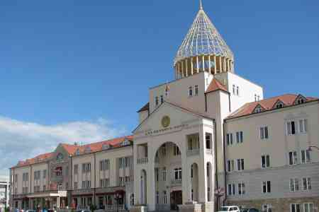 The Artsakh parliament discussed annual reports on expenditures for  2018 in the sphere of international relations and tourism, the  activities of the Public TV and Radio Company and the press of the  Azat Artsakh newspaper