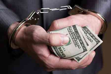 Judge accused of taking bribe sentenced to 7 years in prison