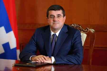 President of Karabakh: The security and rights of our people are not  subject to compromise