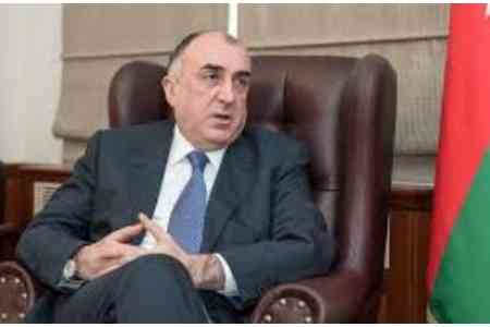 Mammadyarov revealed the details of the Bratislava meeting: On the  negotiation table