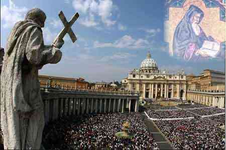 Vatican recognizes Russia`s important role in resolving the Karabakh  conflict