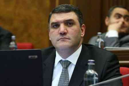 MP: It seems that Gevorg Kostanyan does not intend to return to  Armenia