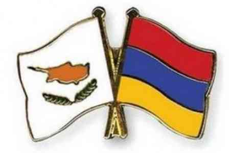 Armenia`s President sent a telegram of condolences to President of   Cyprus in connection with the death of former President of the   country