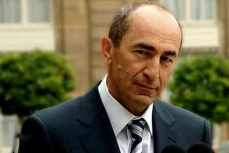 Robert Kocharyan`s office reacted to Nikol Pashinyan`s attacks
