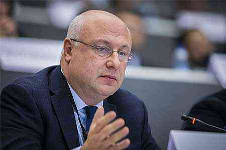 George Tsereteli called on the parties to the Karabakh conflict to  resolve disagreements and find a common language