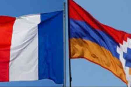 French Foreign Minister: Paris works in close contact with Moscow and  Washington with the aim of a long-term solution to the  Nagorno-Karabakh problem