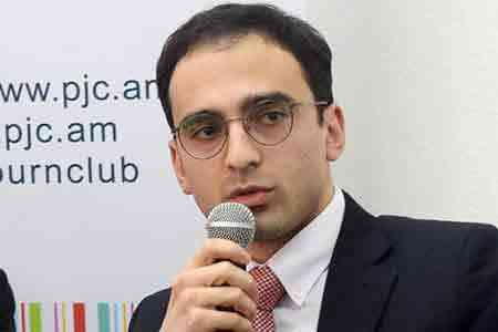 Deputy Prime Minister called on Armenian citizens to refrain from  visiting government departments