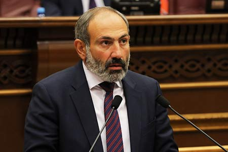 Pashinyan commented on the accusations against Serzh Sargsyan