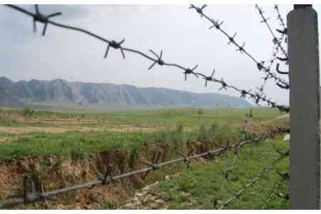 Border guard: Russia may be asked to mediate in the issue of  clarifying the borders between Armenia and Azerbaijan