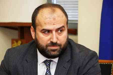 Armenian Parliament refused to raise the question of resignation of  RA Minister of Environment