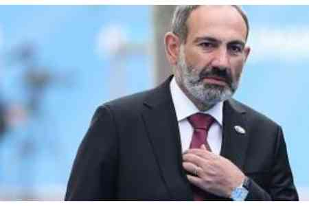 Pashinyan: Our will is unshakable, we will not hesitate in deterring   those who wish to revive the propaganda of violence