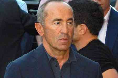 Robert Kocharyan underwent another physical examination and needs  in-patient rehabilitation