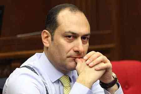 Artak Zeynalyan: There are many problems in the judicial system for a  long time, and