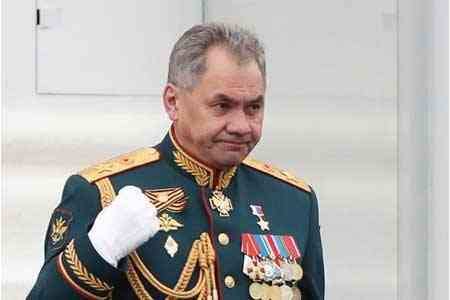 Shoigu spoke about results of meeting of Council of Defense Ministers  of CSTO