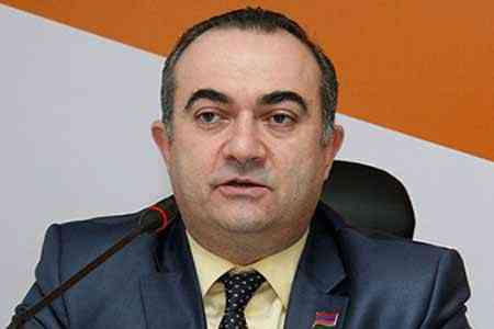 Tevan Poghosyan: None of the political forces act to overcome the challenges facing Armenia