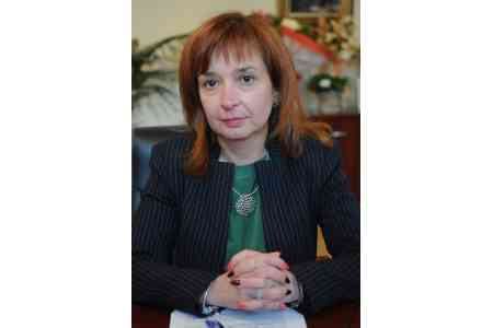 Zornitsa Rusinova: Bulgaria is ready to assist Armenia in the issue of closing special institutions for the maintenance of children