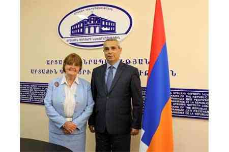 Baroness Cox: The world owes a great debt to the people of Artsakh,  maintaining the priority of faith and freedom for the rest of the  World