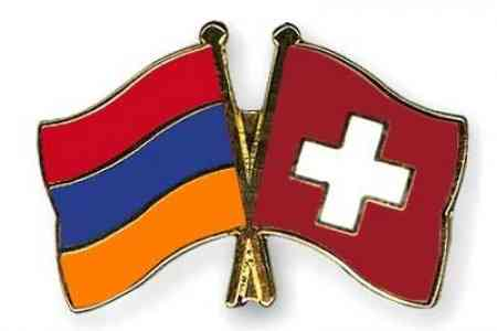 Deputy Foreign Minister of Armenia and Secretary of State of the  Swiss Federal Department of Foreign Affairs discuss the situation  with coronavirus