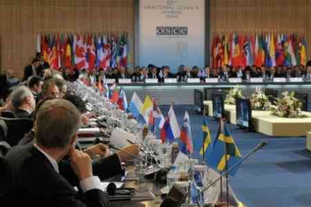 OSCE Chairman urged to continue negotiations on Karabakh within the  Minsk Group
