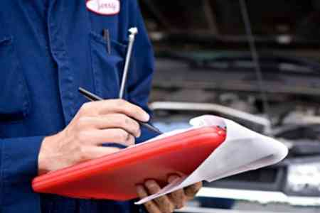 Procedure for passing vehicle inspection to be changed in Armenia