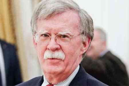 Foreign Ministers of Armenia and Azerbaijan to meet with John Bolton and John Sullivan