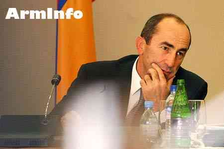 Expert: I don`t understand why the second President of Armenia Robert  Kocharian is charged only in the case of March 1, 2008